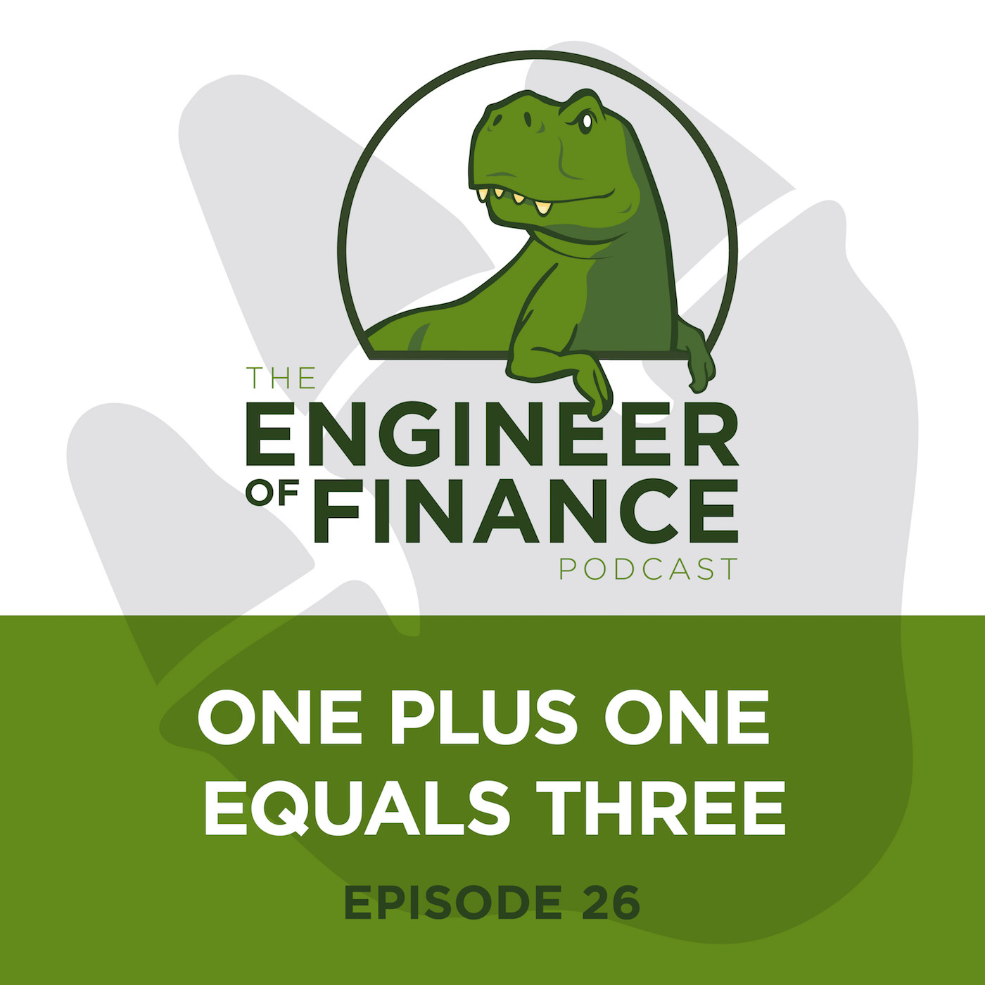 One Plus One Equals Three – Episode 26