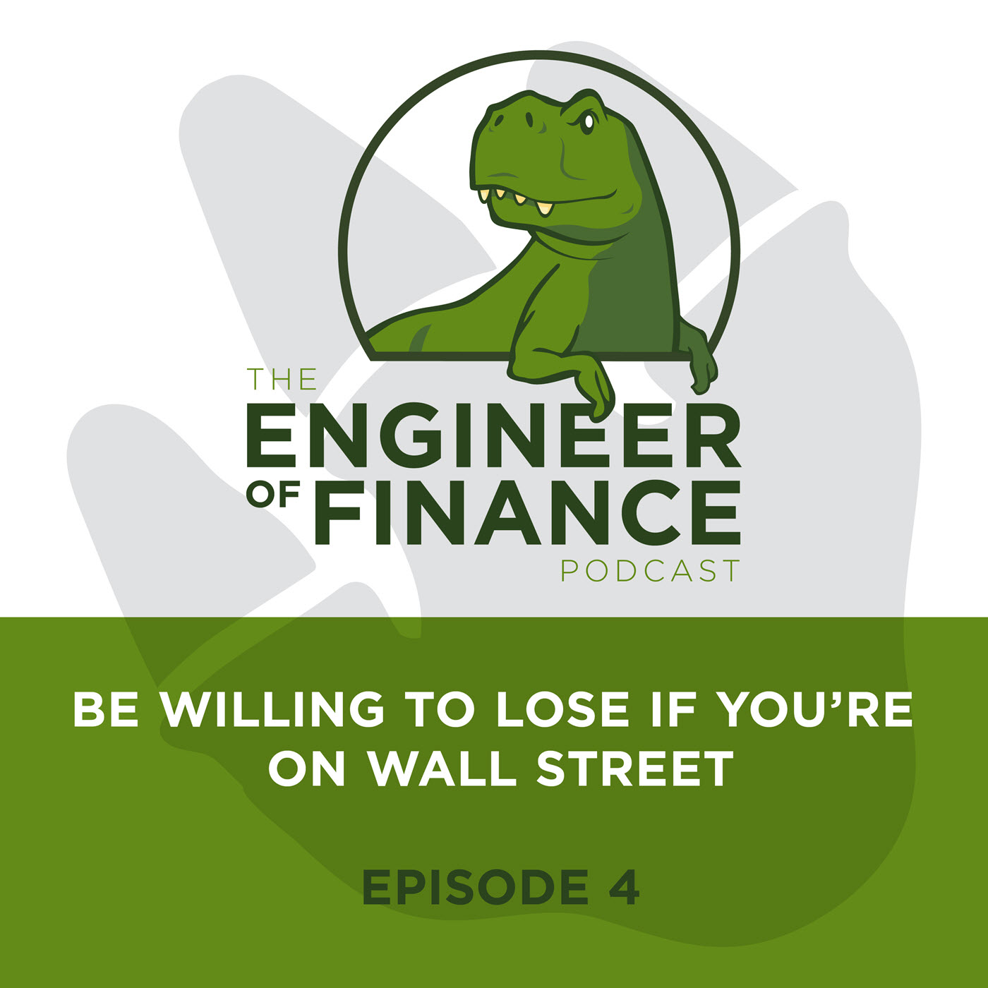 Be Willing To Lose IF You're On Wall Street – Episode 4