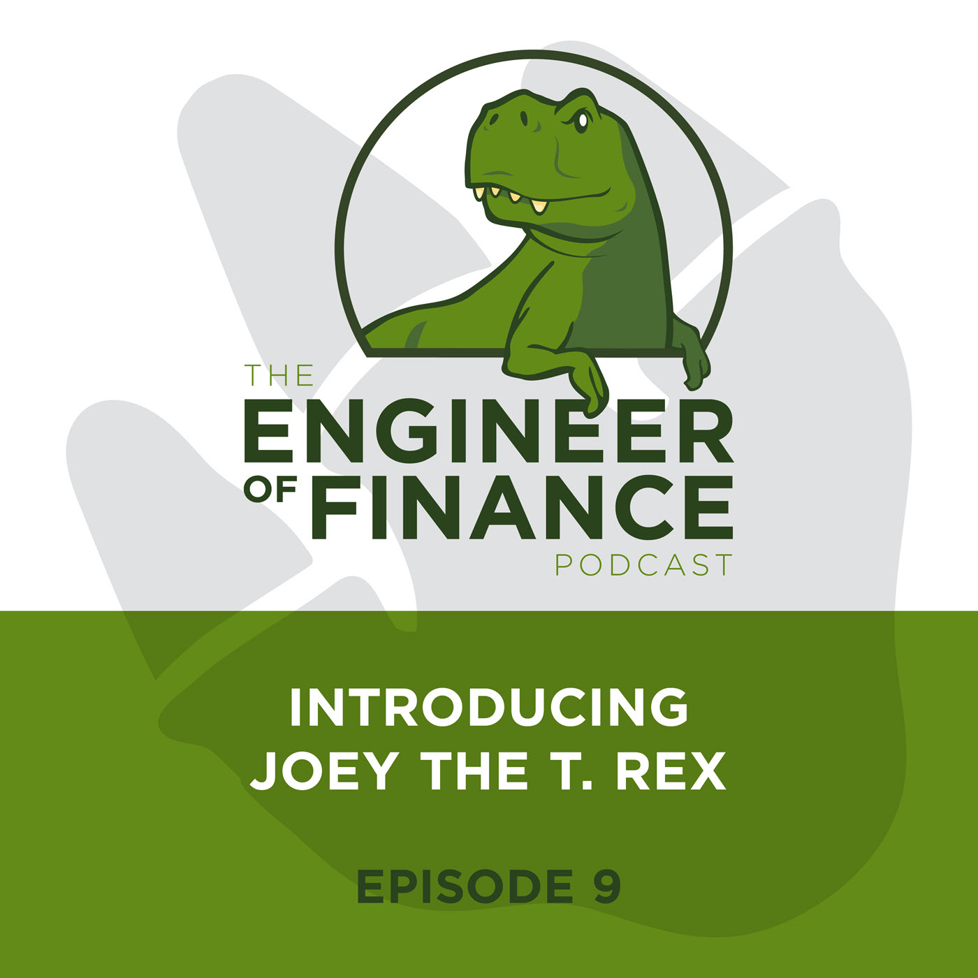 Introducing Joey the T. Rex – Episode 9