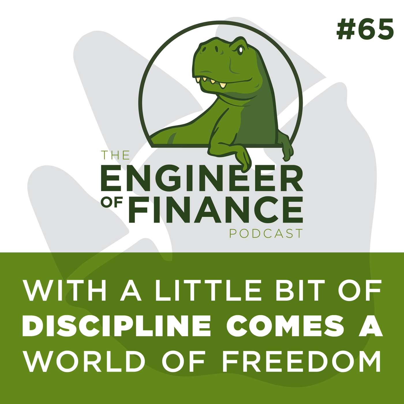 With A Little Bit Of Discipline Comes A World Of Freedom – Episode 65