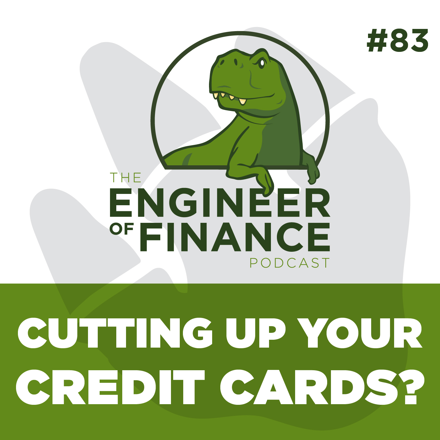 Cutting Up Your Credit Cards? – Episode 83
