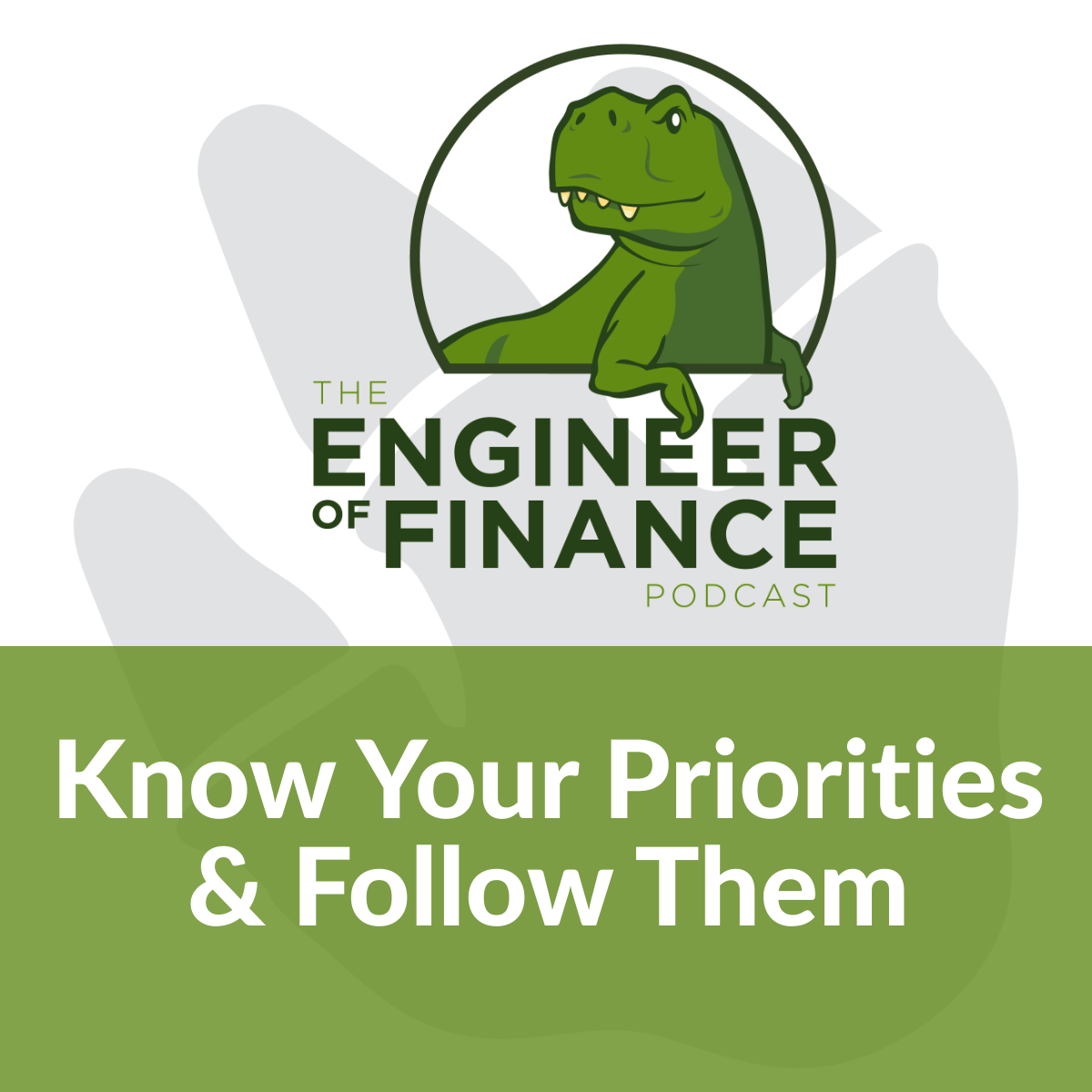 Know Your Priorities & Follow Them – Episode 140